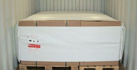 Rückhaltesystem für temperaturgeführte Transporte: Bag S.A.M.