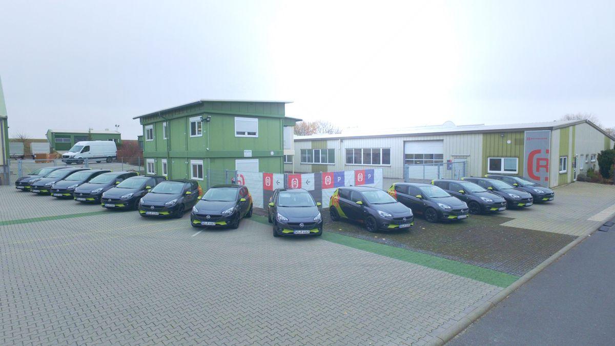 Bild Firmengebäude Rothschenk