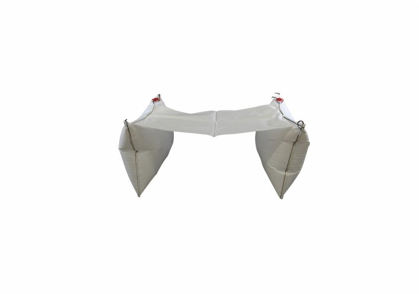 Eine Satteltasche von Rothschenk