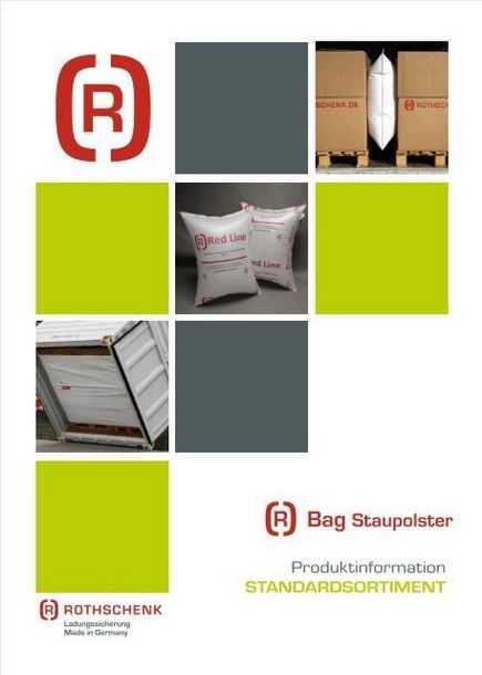 Produktinformationen Staupolster
