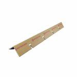 Kantenschutzwinkel aus Pappe mit Ausfräsungen | Ladungssicherungsprodukte Rothschenk
