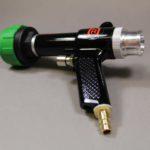 Schnellfeullpistole mit Quick Connect Adapter Kunststoff fuer SMART Ventile Rothschenk