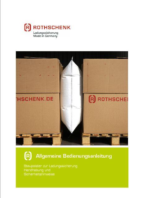 Bedienungsanleitung_Staupolster_Rothschenk_Ladungssicherung Produktinformationen
