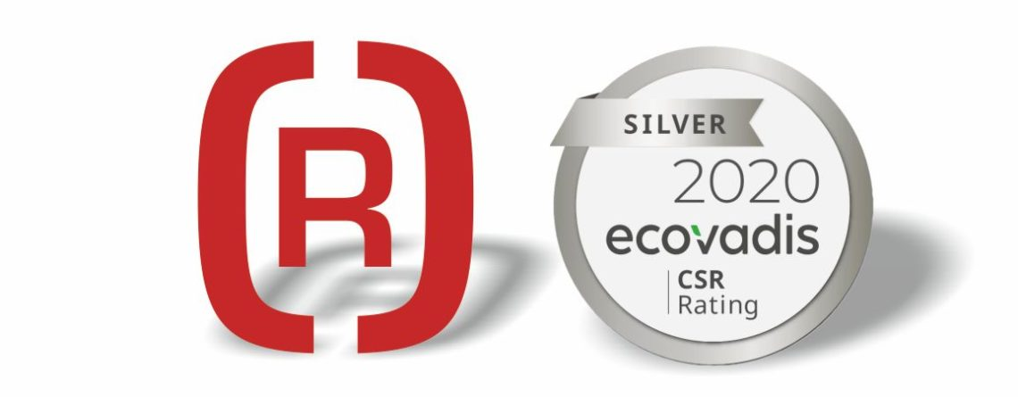 EcoVadis Rating Silber Medaille Header G&H GmbH Rothschenk
