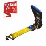 Langhebelratsche | Ladungssicherung Abverkauf guenstig billig Schnaeppchen Rothschenk Festende Zurrgurt gelb