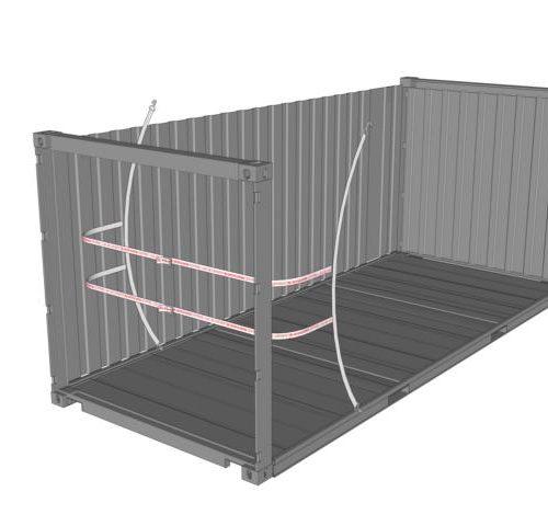 Container-Lashing-Set | Red Lash 2.38 Container_Rückhaltesystem_Rothschenk