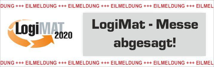Messen: LogiMat Stuttgart abgesagt Rothschenk