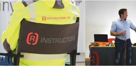 Ladungssicherung Online-Seminare Schulung | Rothschenk