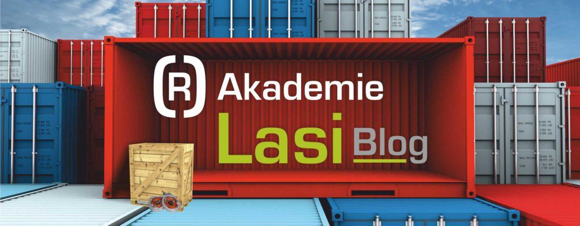 Container-Identifikation | Wer ist verantwortlich bei der Ladungssicherung? | Reibwert auf dem LKW | Eingangskontrolle Container